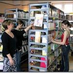 La Bibliothèque municipale déménage.
