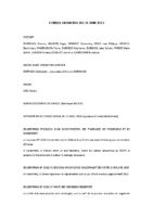 CR CM DU 14 JUIN 2018 Compte rendu du consei municipal du 14 juin 2018