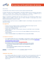 Courrier d'informations