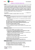 Protocole sanitaire CAPSE